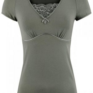 Vive Maria Lovely Lace Naisten T-paita