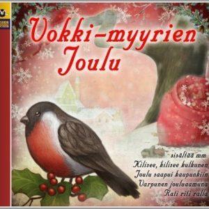 Vokki-myyrät - Vokki-myyrien joulu
