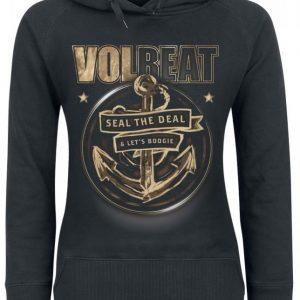 Volbeat Anchor Naisten Huppari