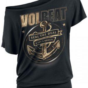 Volbeat Anchor Naisten T-paita
