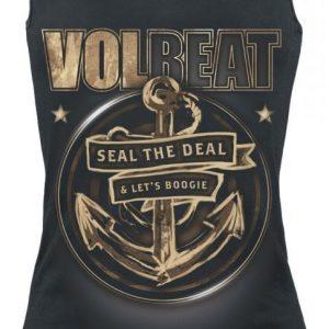 Volbeat Anchor Naisten Toppi