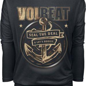 Volbeat Anchor Pitkähihainen Paita