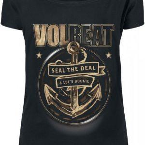 Volbeat Anchor T-paita