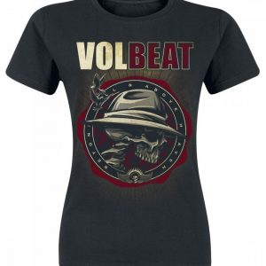 Volbeat Beyond Hell & Above Heaven T-paita