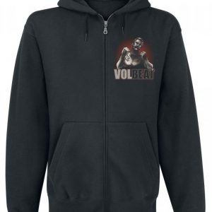 Volbeat Boxer Ribbon Vetoketjuhuppari