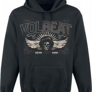 Volbeat Character Collage Huppari