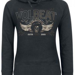 Volbeat Character Collage Naisten Huppari