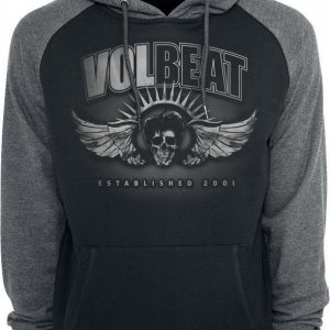 Volbeat Dark Skullwing Huppari