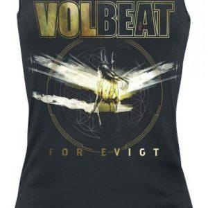 Volbeat For Evigt Naisten Toppi