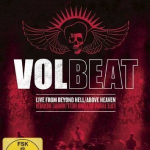Volbeat Live From Beyond Hell / Above Heaven Blu-Ray