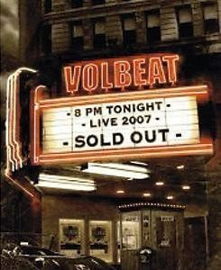 Volbeat Live Sold Out DVD