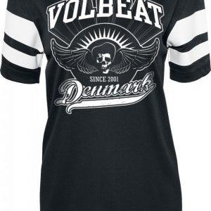 Volbeat Rise From Denmark Naisten T-paita
