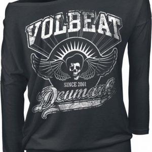 Volbeat Rise From Denmark Pitkähihainen Paita
