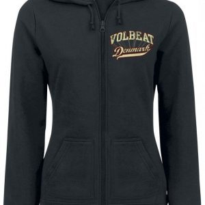Volbeat Rise From Denmark Vetoketjuhuppari