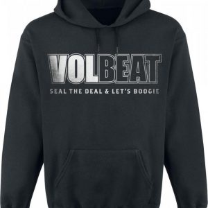 Volbeat Seal The Deal & Let's Boogie Huppari