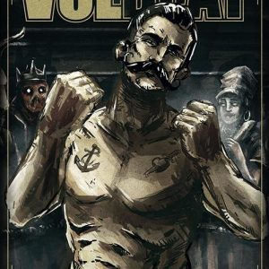 Volbeat Seal The Deal & Let's Boogie Juliste Paperia