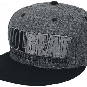 Volbeat Seal The Deal & Let's Boogie Lippis