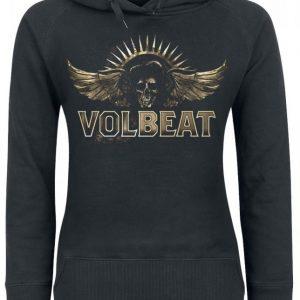 Volbeat Skullwing Naisten Huppari