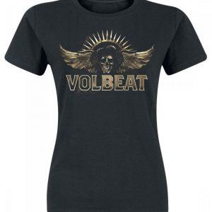 Volbeat Skullwing Naisten T-paita