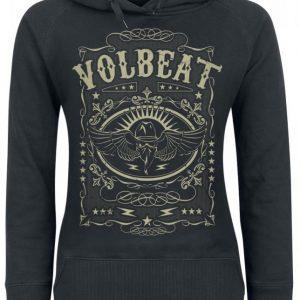 Volbeat Western Wings Huppari
