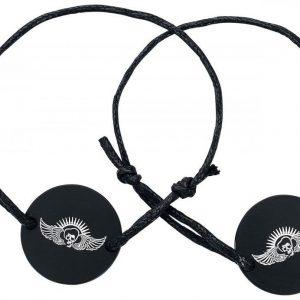 Volbeat Winged Logo Rannekorusetti