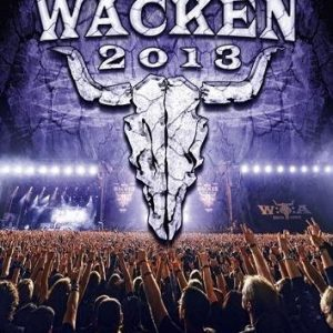 Wacken Live At Wacken 2013 DVD