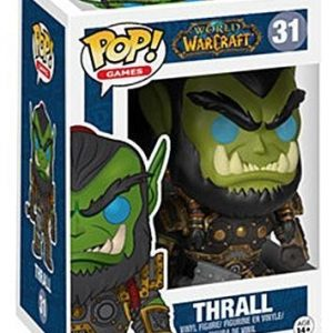 Warcraft Funko Pop ! World Of Warcraft Thrall Vinyl Figure 31 Keräilyfiguuri