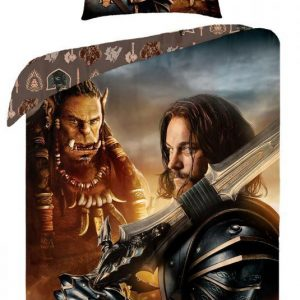 Warcraft Lothar Pussilakanasetti