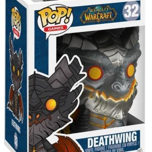 Warcraft World Of Warcraft Deathwing Oversize Vinyl Figure 32 Keräilyfiguuri