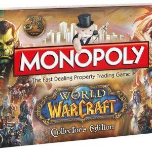 Warcraft World Of Warcraft Monopoly Lautapeli