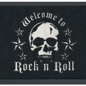 Welcome To Rock 'n' Roll Skull Ovimatto