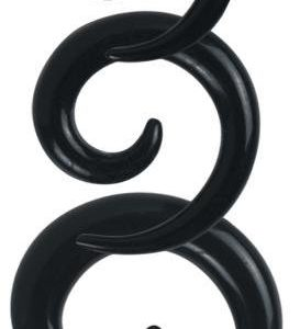 Wildcat Dilating Spiral Black Spiral Taper Venytyskorut