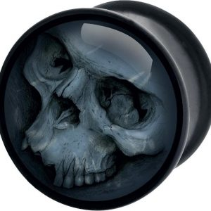 Wildcat Grey Skull Plugi