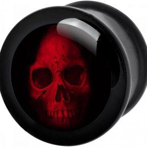Wildcat Red Skull Plugi