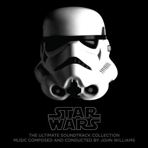 Williams John - Star Wars - The Ultimate Soundtrack Collection (10CD+DVD)