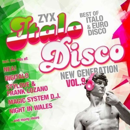 ZYX Italo Disco New Generation Vol.9 (2CD)