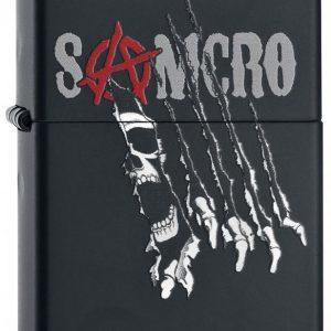 Zippo Sons Of Anarchy Samcro Bensasytytin