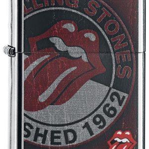 Zippo The Rolling Stones Marke Bensasytytin