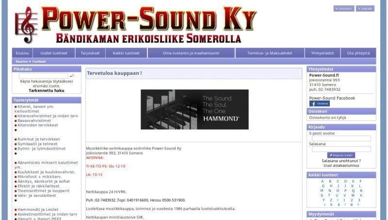 Power-Sound