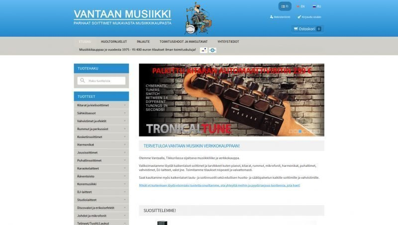 Vantaan Musiikki